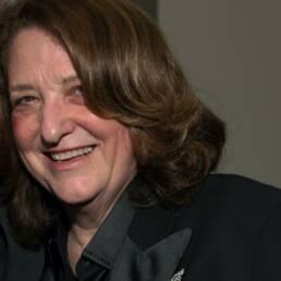 DDAA dam digital art award Lynn Hershman Leeson Portrait